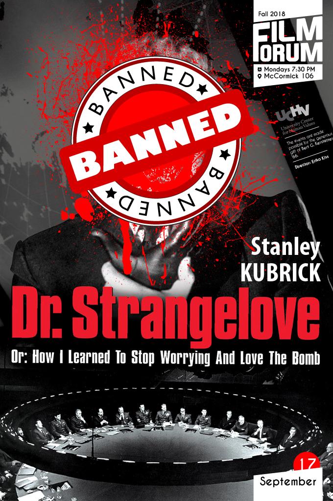 FF Fall 2018 0917 Dr. Strangelove