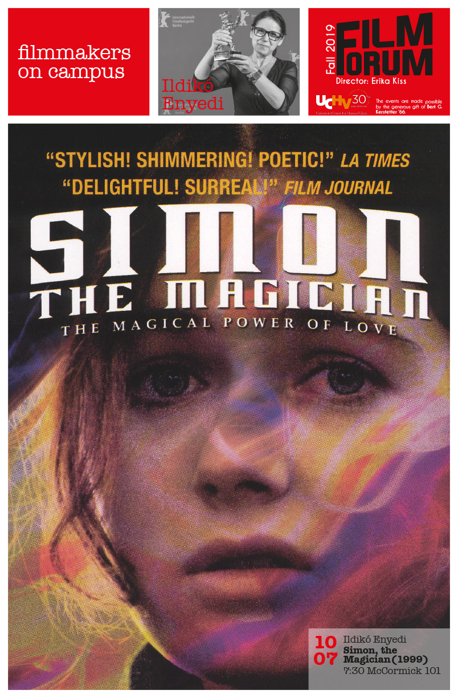 FF Fall 2019 1007 Enyedi - Simon, the Magician