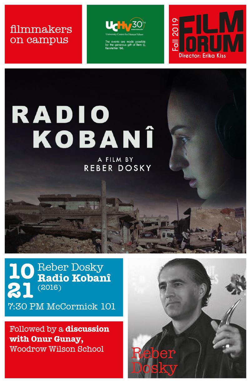 FF Fall 2019 11x17 1021 Reber Dosky - Radio Kobani - preview