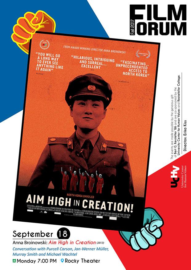 FF2017Fall Propaganda Art - Sept 18 A4 Poster