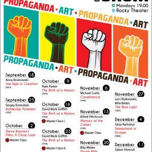 FF2017Fall Propaganda Art Poster